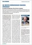 Veränderungen erfolgreich gestalten - Interview mit CEO von Doppelleu