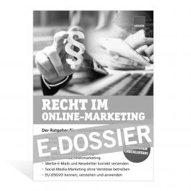 E-Dossier Recht im Online-Marketing