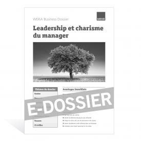 E-Dossier Leadership et charisme du manager