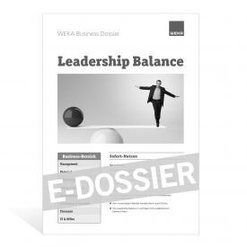 E-Dossier Leadership Balance