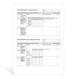 Management Summary Businessplan