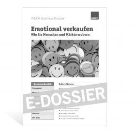 E-Dossier Emotional verkaufen