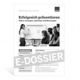 E-Dossier Erfolgreich präsentieren