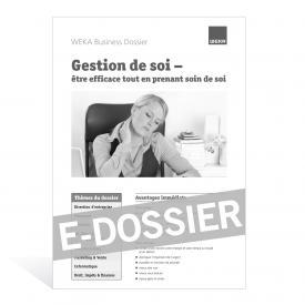 E-Dossier Gestion de soi