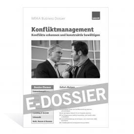 E-Dossier Konfliktmanagement