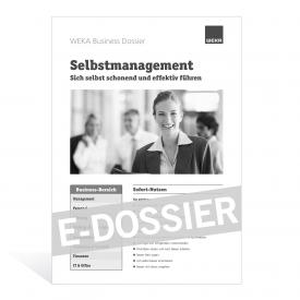 E-Dossier Selbstmanagement
