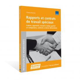Rapports et contrats de travail spéciaux