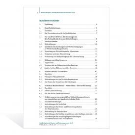 eDossier Rückstellungen – Handelsrechtliche Vorschriften nRLR