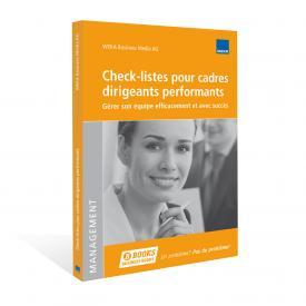 Check-listes pour cadres dirigeants performants