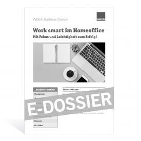 E-Dossier Work smart im Homeoffice
