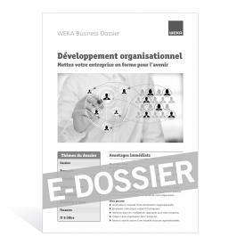 E-Dossier Développement organisationnel