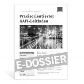 E-Dossier Praxisorientierter GAFI-Leitfaden