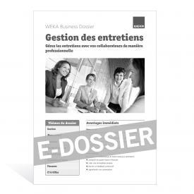 E-Dossier Gestion des entretiens