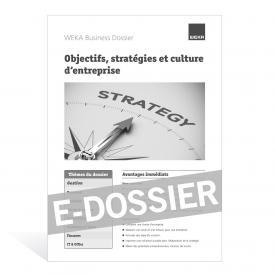 Objectifs, stratégies et culture d'entreprise
