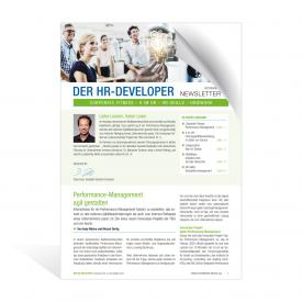 Der HR-Developer Newsletter digital
