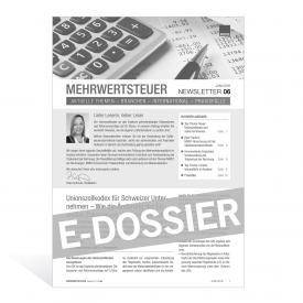 MWST-Newsletter - Ausgabe 06