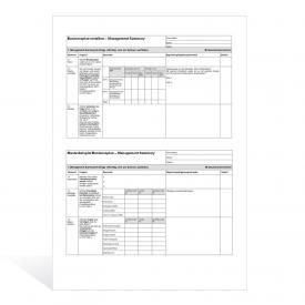 Management Summary Businessplan
