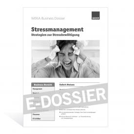 E-Dossier Stressmanagement