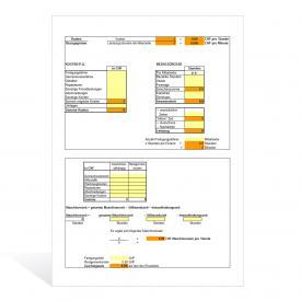 Kostenstellenrechnung