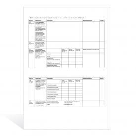 Modèle de document Etablir un business plan