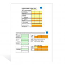 Outil d'analyse Evaluation de la qualité du chiffre d'affaires