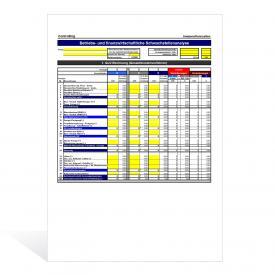 Betriebs- und finanzwirtschaftliche Schwachstellenanalyse
