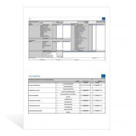 Unternehmensplanung für einen Dienstleistungsbetrieb