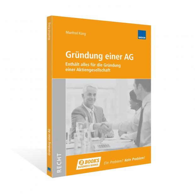 Gründung einer AG