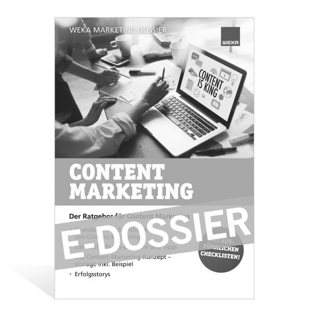 E-Dossier Content Marketing