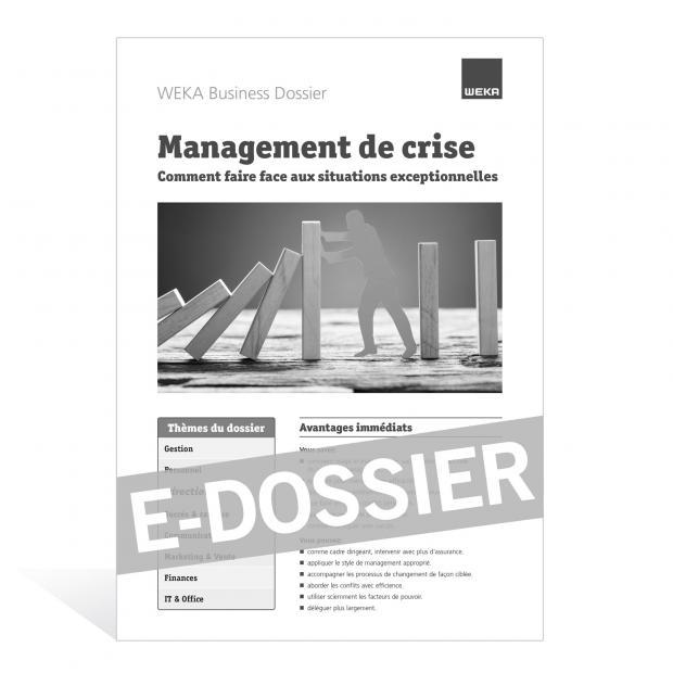 E-Dossier Management de crise