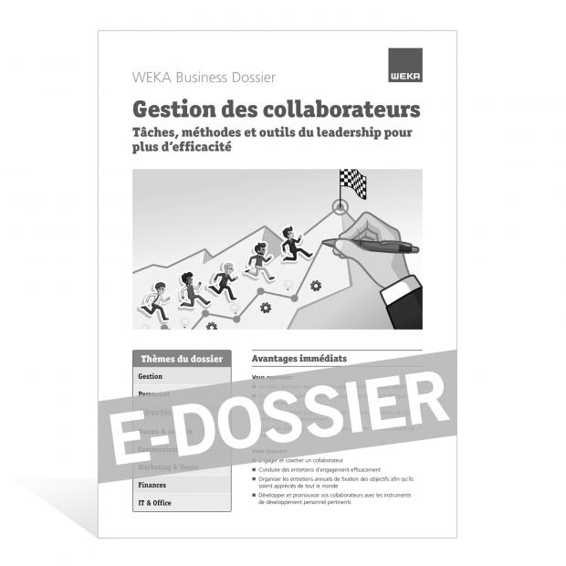 E-Dossier Gestion des collaborateurs