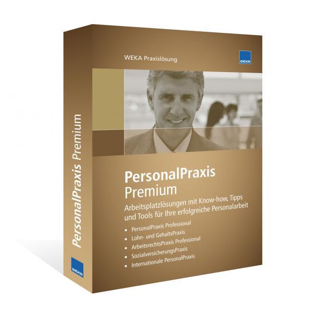PersonalPraxis Premium