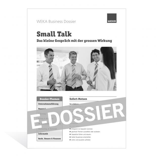 E-Dossier Small Talk