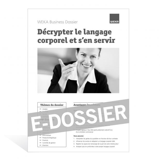 E-Dossier Langage corporel