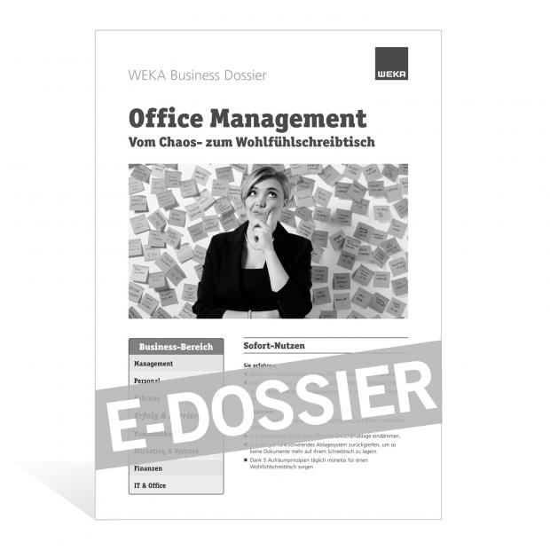 E-Dossier Office Management