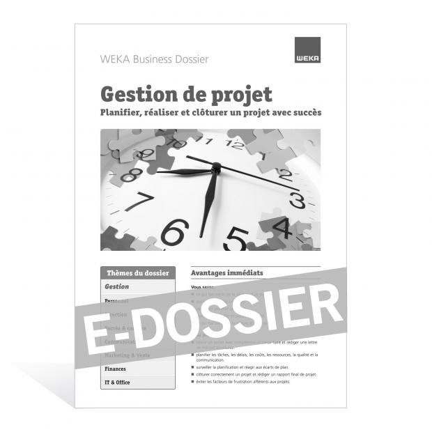 E-Dossier Gestion de projet