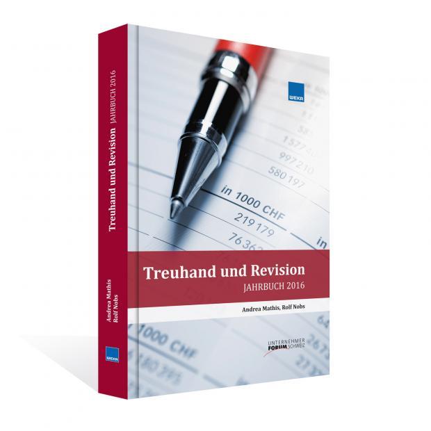 Jahrbuch Treuhand und Revision 2016