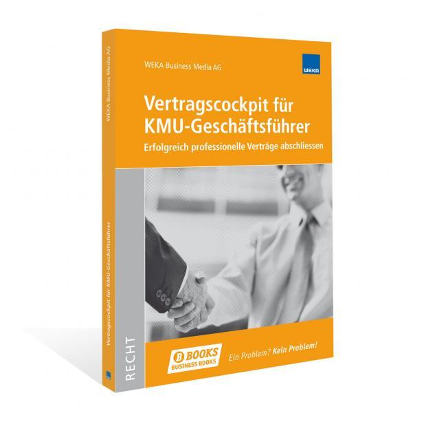 Vertragscockpit für KMU-Geschäftsführer