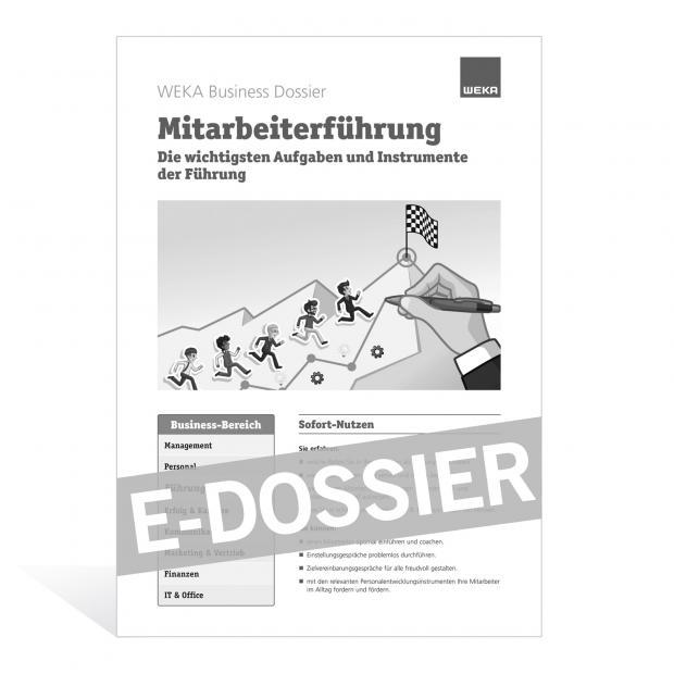 E-Dossier Mitarbeiterführung