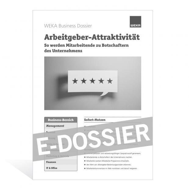 E-Dossier  Arbeitgeber-Attraktivität