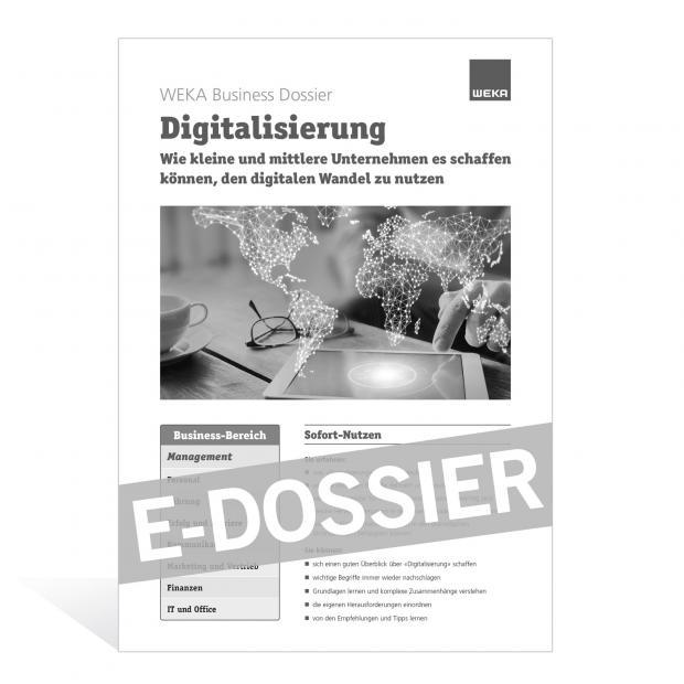 E-Dossier Digitalisierung