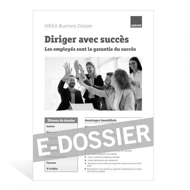 E-Dossier Diriger avec succès