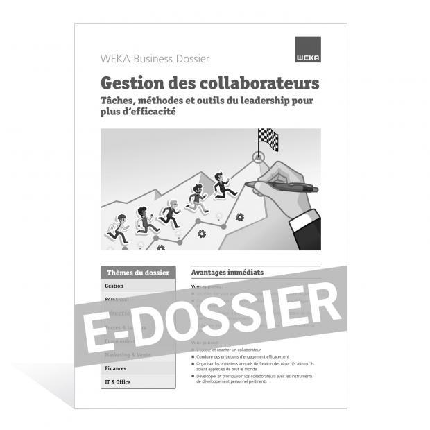 E-Dossier Gestion des collaborateurs