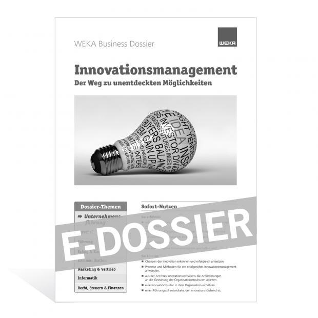 E-Dossier Innovationsmanagement