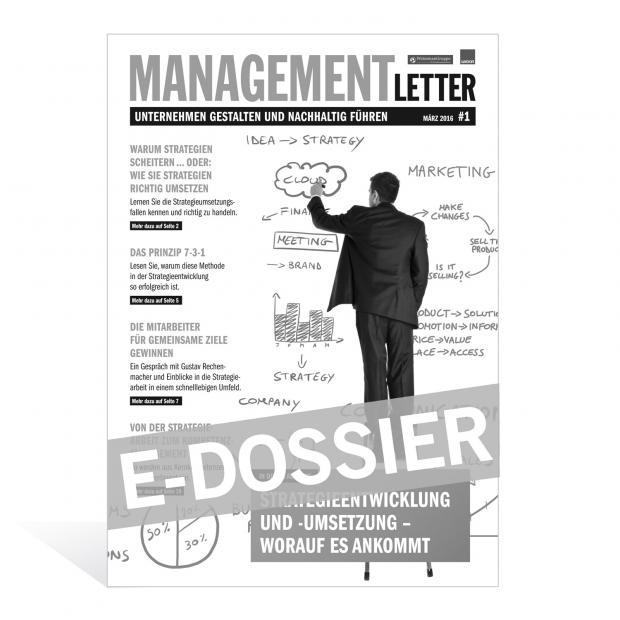 E-Dossier Strategieentwicklung und -umsetzung