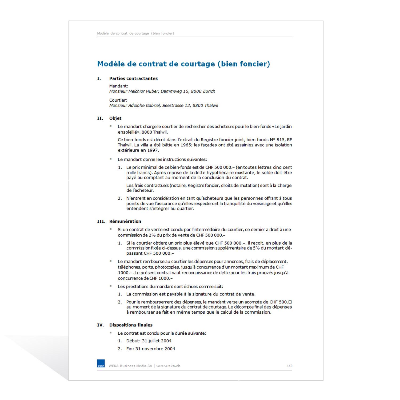 Modele contrat de travail format word document online - Pret immobilier en cdd ...