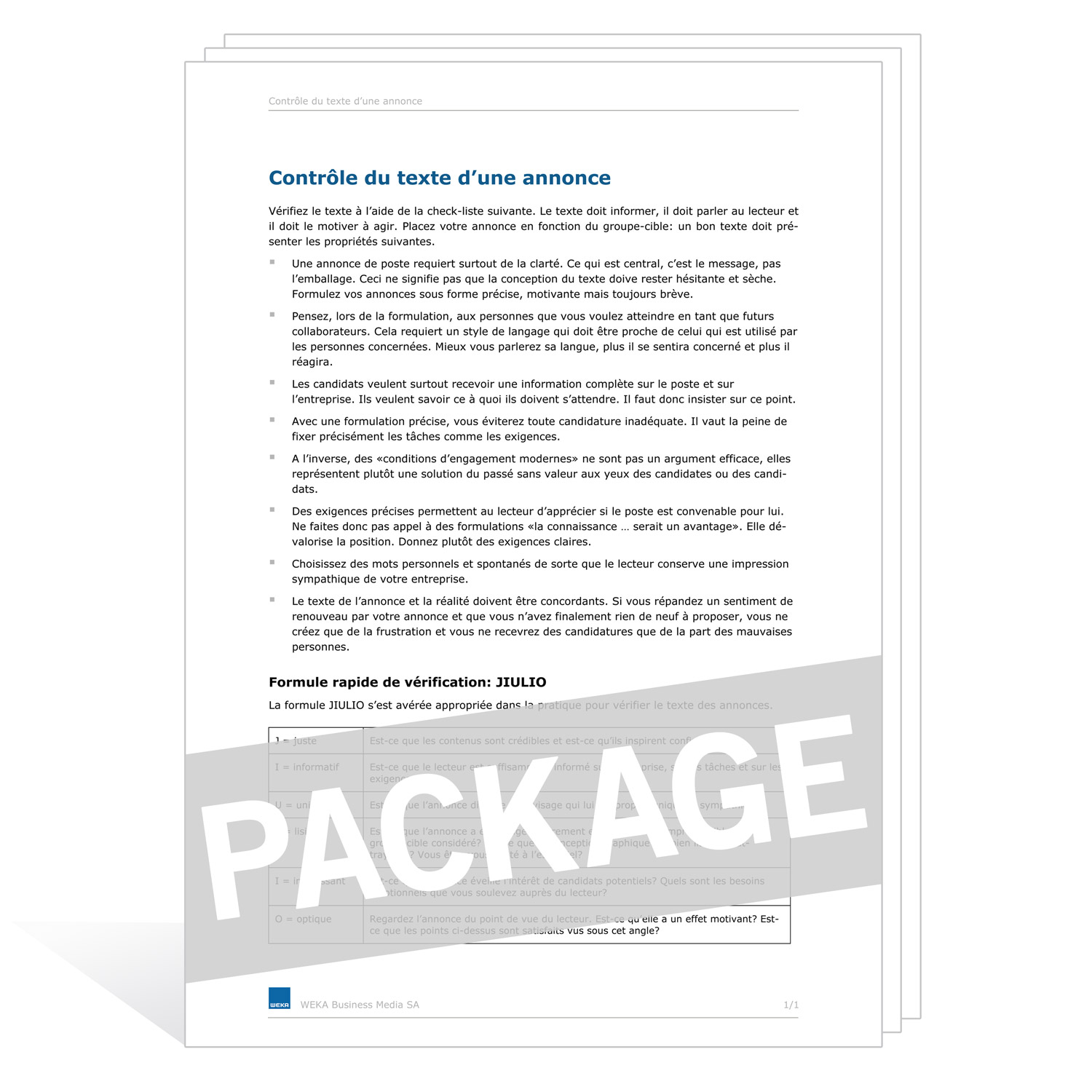 Telechargement Package Strategie D Entreprise